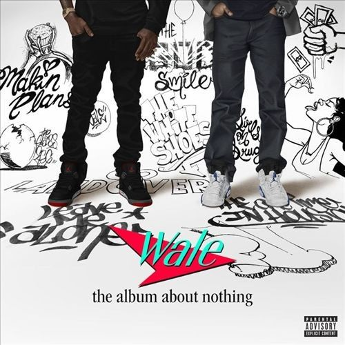 The Album About Nothing [PA] - CD - Larger Front #wale
