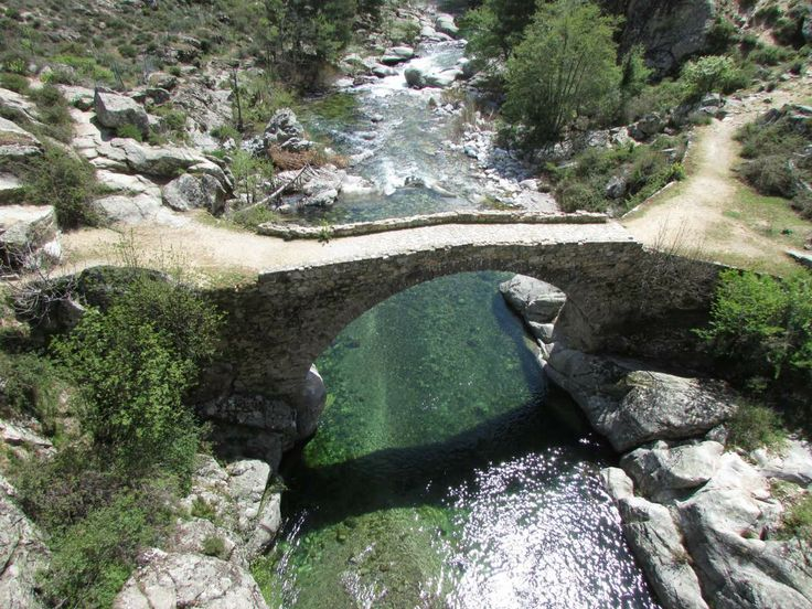Du côté de Calacuccia (Corse)