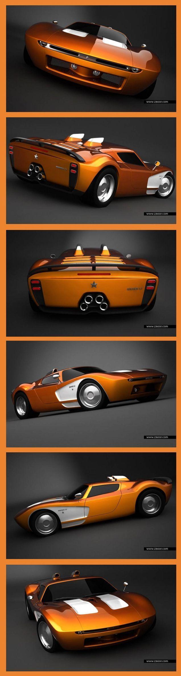 Aurora GT Concept