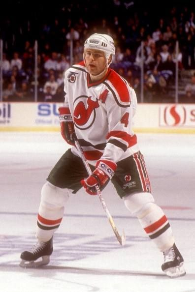 On Sept. 3, 1991, the #NJDevils acquired defenseman Scott Stevens as compensation from the St. Louis Blues! #nhl