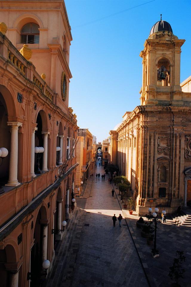 Centro storico di Marsala