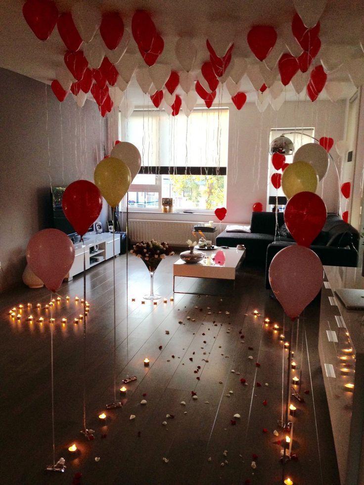Valentines Day Room Decoration Ideas For Him Novocom Top