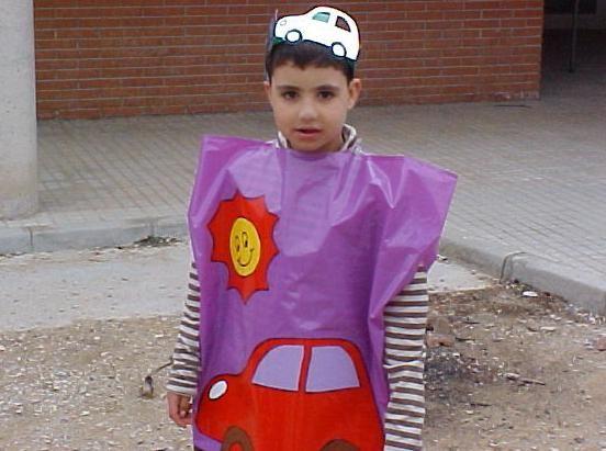 Escola de Miravet: Carnaval 2009