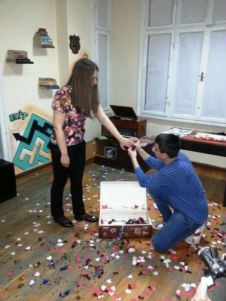 8 Best Marriage Proposal In The House Of Mystery Images On Pinterest