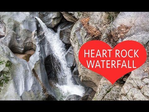 Heart Rock Waterfall Hike (Seely Creek Falls) in Crestline, CA | California Through My Lens