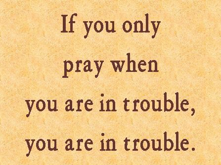 Pray without ceasing 1 Thessalonians 5:17 ESV