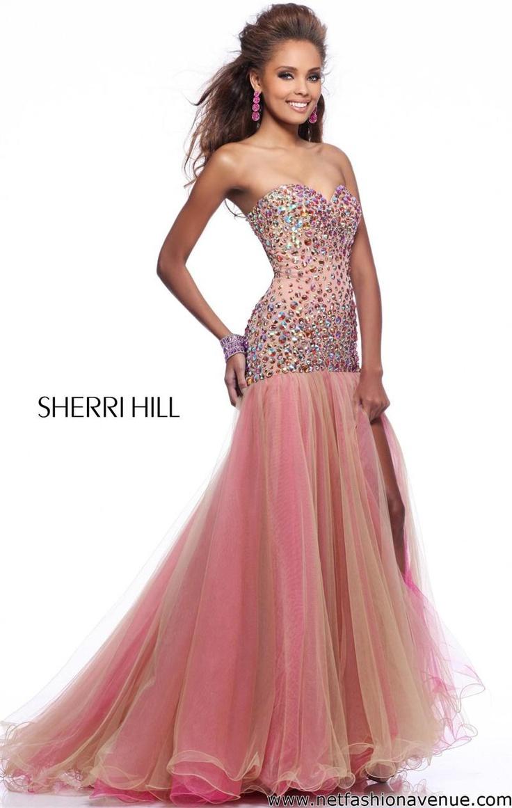 146 mejores imágenes de Sherri Hill en Pinterest | Vestidos de ...
