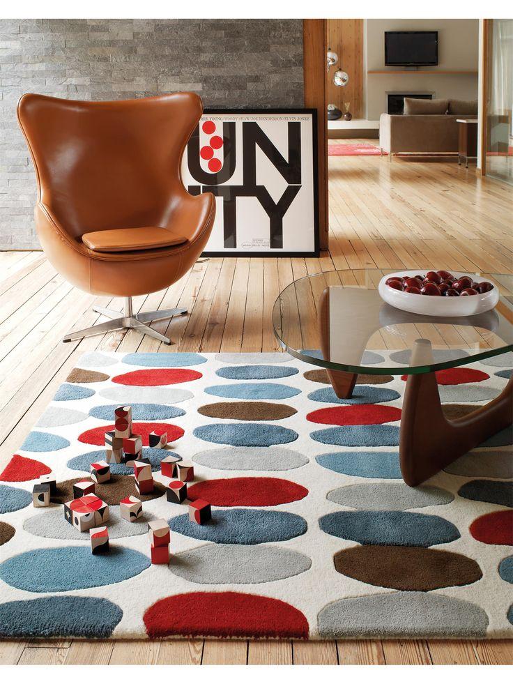 56 best Moderne Teppiche images on Pinterest Dahlias, Interior - gemutlichkeit zu hause weicher teppich