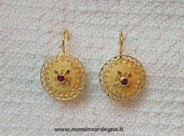 Earrings Sardegna