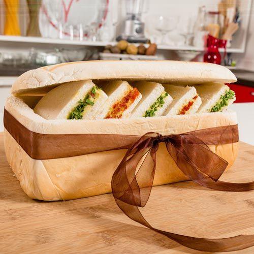 Bauletto di pane