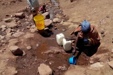 WFP - Relief Challenges As Drought Plunges Lesotho Into Emergency