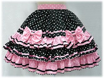 Candy Pop Skirt