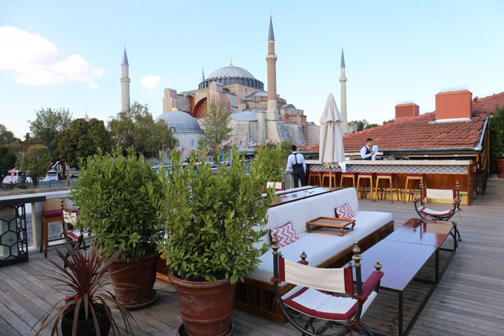 Seasons Restaurant at Four Seasons Sultanahmet, Istanbul