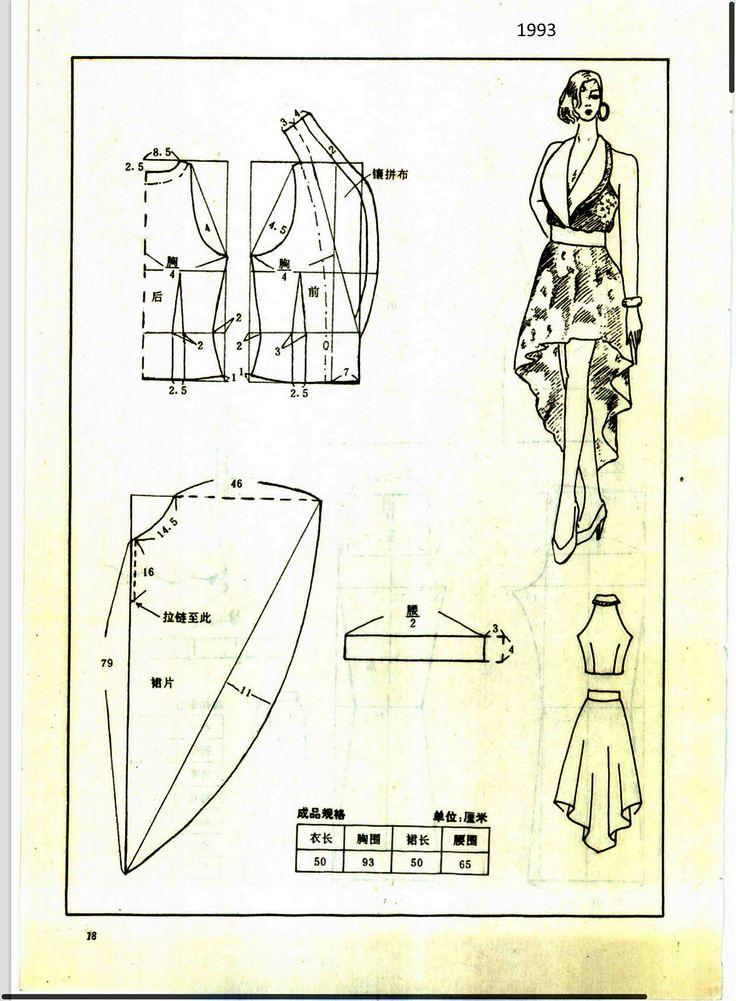 Excelente Vendimia Venta Patrones De Costura Imagen - Coser Ideas ...