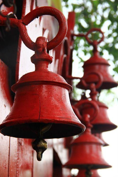 Color Desire Red | Rosamaria G Frangini || Red Bells