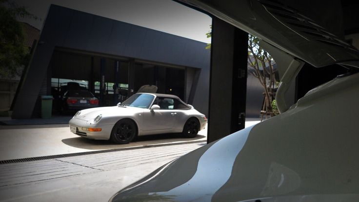 993 Cabriolet