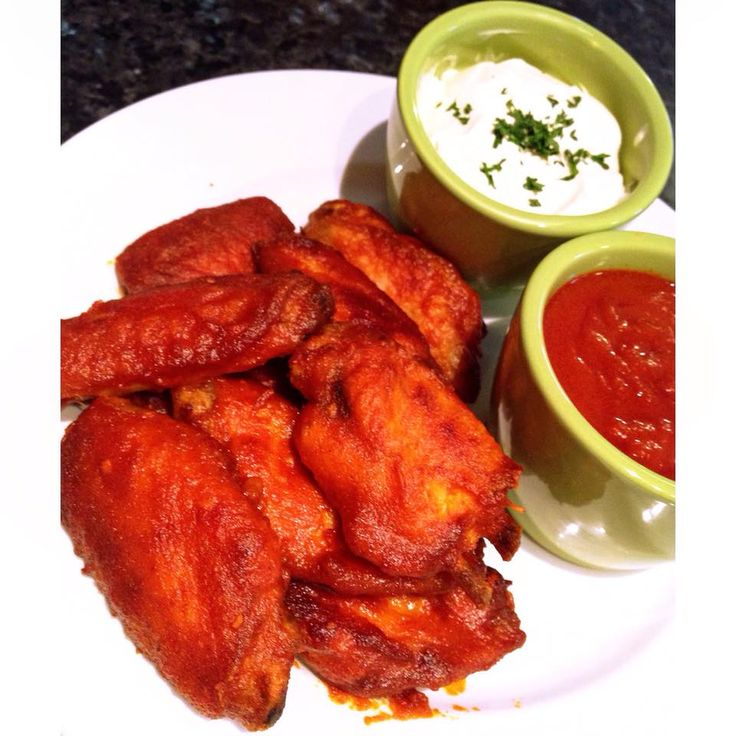 A simple, healthy and tasty recipe for Buffalo Wings cooked in the oven. Stay away from deep fat fryers and still enjoy the crispy texture!