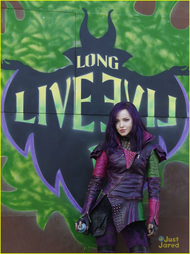 Descendants' First Look Pics Revealed of Dove Cameron, Sofia ...