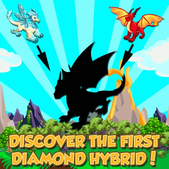 how to get a diamond dragon in dragon story