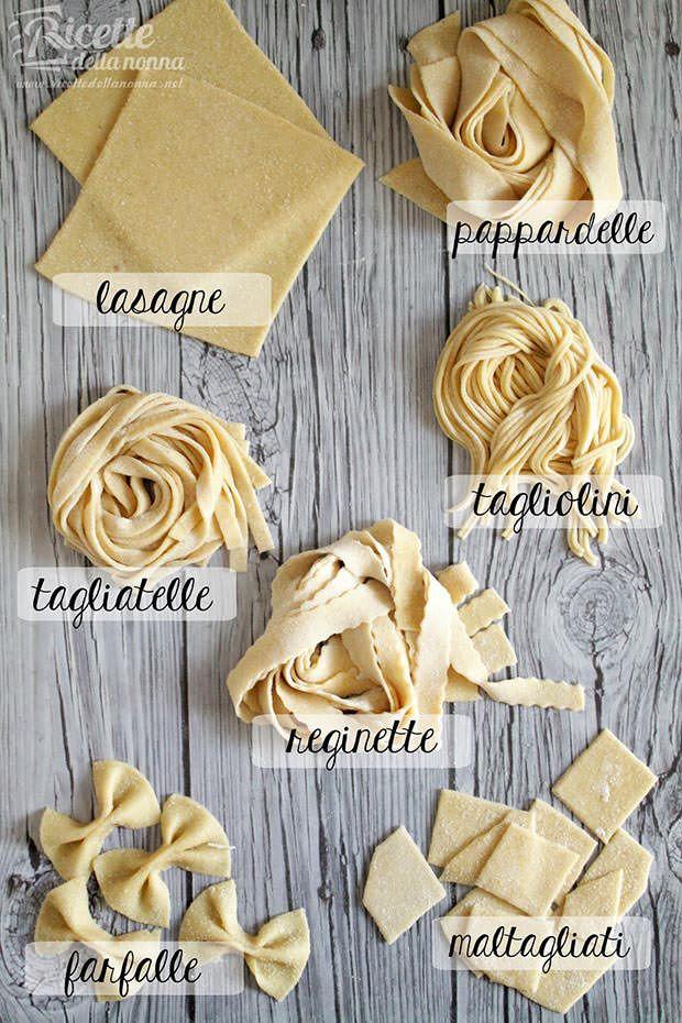 Oltre 25 fantastiche idee su pasta fatta in casa su - Impastatrice per pasta fatta in casa ...