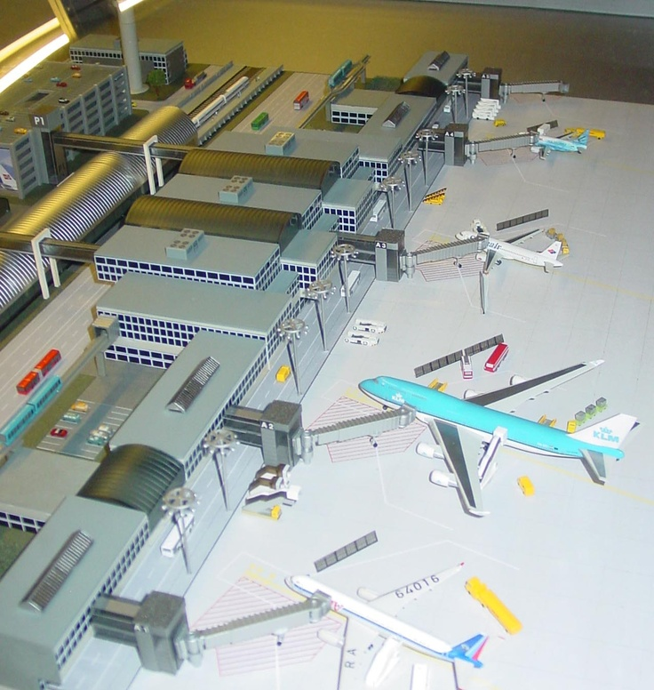22 Best Images About Airport Dioramas On Pinterest