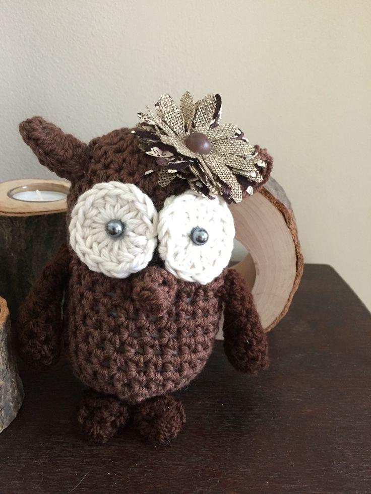 Crochet decorations