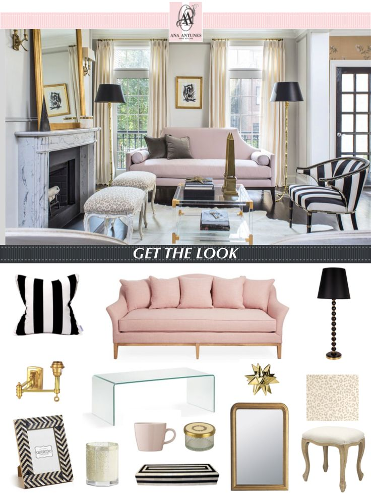 Get The Look - Transitional - by http://home-styling.blogspot.pt