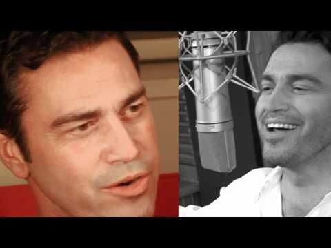 """Mario Frangoulis Οfficial Interview for """"Beautiful Things"""" HD"""