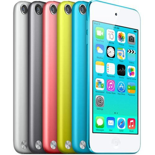 iPod touch 5th Generation - Even though Im a Big Android Fan, love my iPod for playing music!