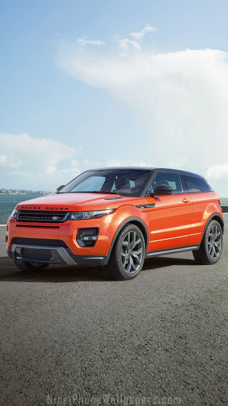 Land rover range rover evoque wallpaper for iphone 6 6 plus
