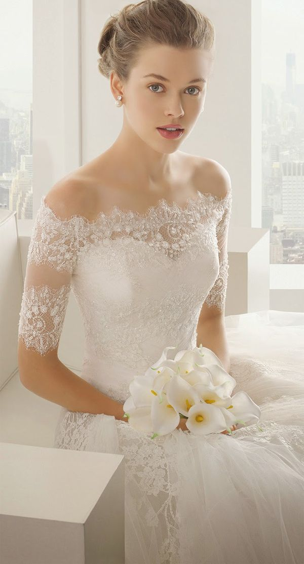Bridal dress, vestido de novia