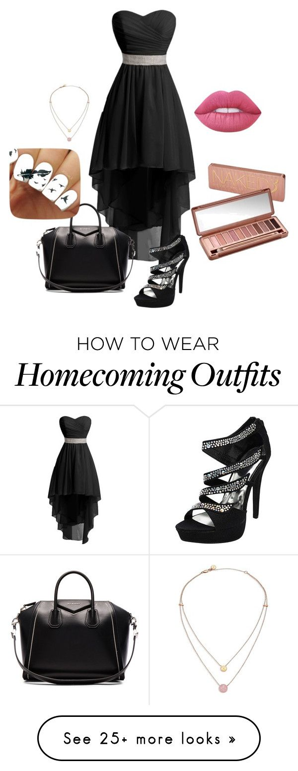 """""""Fashion Girl"""" by doggydoo346 on Polyvore featuring Givenchy, Lime Crime, Urban Decay and Michael Kors"""