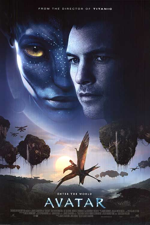 Avatar.  Special effects are simply amazing.  Great concept art and so much detail and work put into the production.  I can greatly appreciate that.