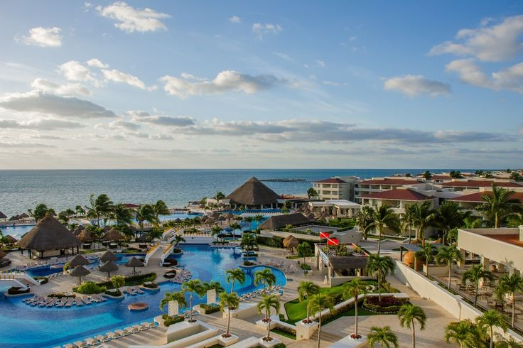 Moon Palace Golf & Spa: Three Family-Friendly Cancun Resorts in One: Hotels Article by 10Best.com