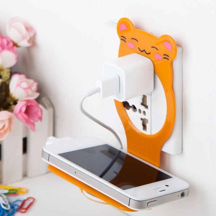 Creatieve beer mobiele telefoon oplader beugel vaste elektrische oplader rack multifunctionele mobiele telefoon oplader houder
