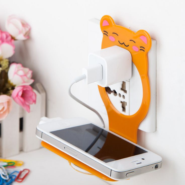 1000 Ideas About Phone Charger Holder On Pinterest