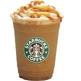 Is there much better than an ice cold Caramel Frappuccino from Starbucks?