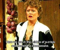 Golden Girls <3: Cheesecake, Laughing, Girls Generation, Quote, Funny Stuff, Movie, The Golden Girls, Goldengirls, Stay Golden