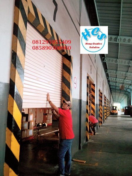 1427 best jasa cat dan service folding gate 085216183946 murah ...