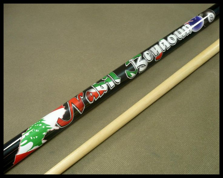 17 Best Images About Custom Pool Cue Designs On Pinterest