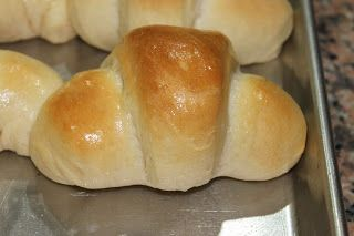 The sweet soft flavor and texture of these rolls have always made these rolls the most requested at dinners.  You will love them!