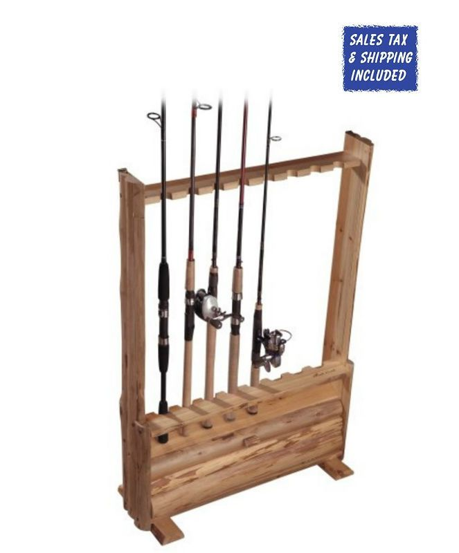 22 best Fishing rod racks images on Pinterest | Fishing, Fishing ...