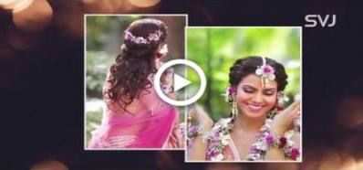 Indian Bridal Hair Style Earrings 48 Best Ideas