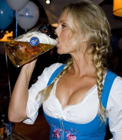 Świętowanie Oktoberfest