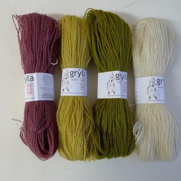 Gryla Icelandic lace yarn from Helene Magnusson (2)