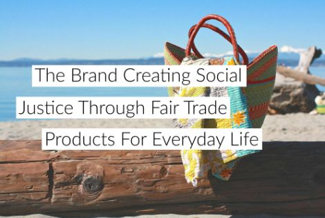 I felt compelled to share Fair Trade Winds' story and mission with you. They are a fair trade business that sells gorgeous fair trade products.
