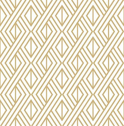 Marquis Diamond Geometric Wallpaper (Gold & White) Wallquest https://www.amazon.com/dp/B072HFR3L7/ref=cm_sw_r_pi_dp_x_zW0lzb3TKXCB5