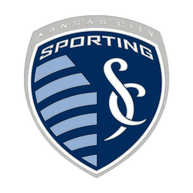 Sporting Kansas City Collector Pin Jewelry Card