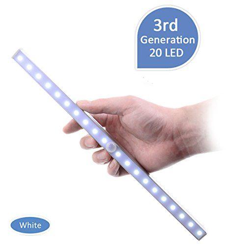 Kitclan(TM) Portable 20-LED Wireless Motion Sensing LED C... http://www.amazon.com/dp/B01A8G6U2W/ref=cm_sw_r_pi_dp_bY8ixb1K8Q3M7