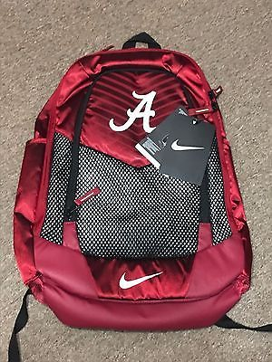 NIKE VAPOR POWER Alabama Crimson Tide Laptop Backpack Bookbag BA5285 613